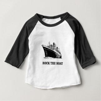 rock the big boat baby T-Shirt