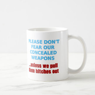 Rock the CCW Coffee Mug