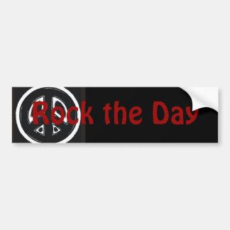 Rock the Day 2008 Bumper Sticker