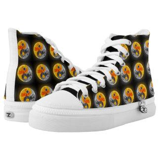 Rock The Ying & Yang Sneakers
