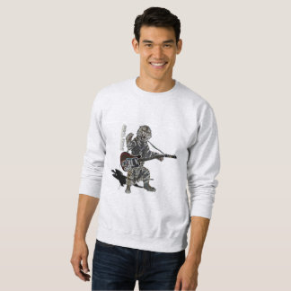 ROCK TIGER ac Sweatshirt