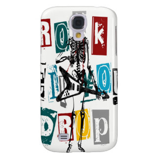 Rock Til You Drop iphone 3G or 3GS Hard Case Samsung Galaxy S4 Covers