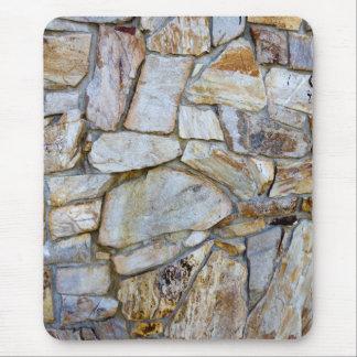 Rock Wall Texture Photo Mousepad