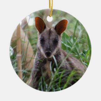 Rock Wallaby Ornament