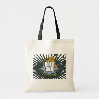 Rock You Tshirts and Gifts Canvas Bags
