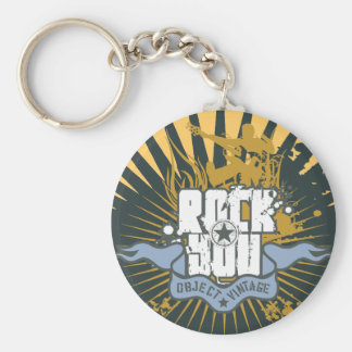 Rock You Tshirts and Gifts Key Chain