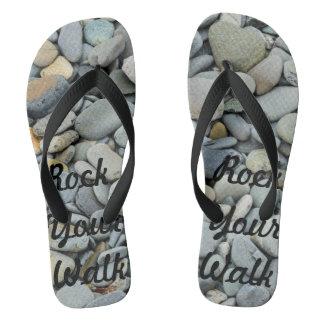 Rock your walk flip flop