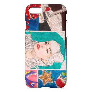 Rockabilly Angel iPhone 7 Case