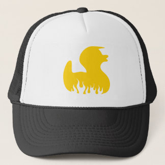 Rockabilly Duck Trucker Hat