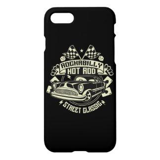 RockaBilly HotRod Glossy Phone Case