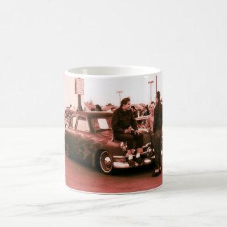 Rockabilly Hotrodders Coffee Mug