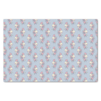 Rockabilly In Spring Tissue Paper