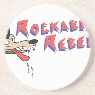 Rockabilly Rebel Coasters