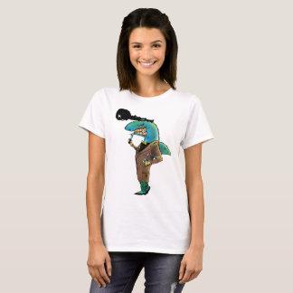Rockabilly Shark T-Shirt