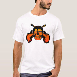 Rockabilly Skull Shirt