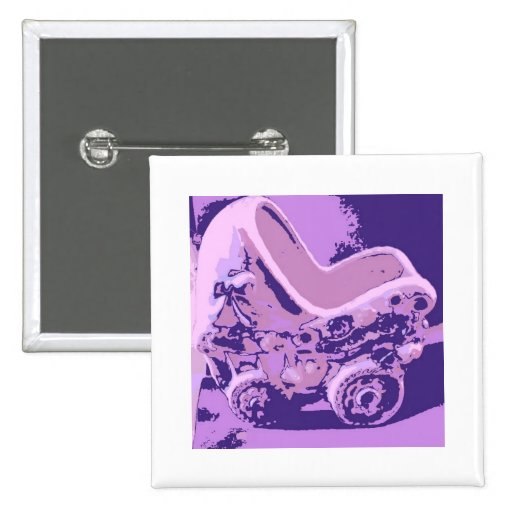 Rockabye Baby Buggy/Shower Gifts Button