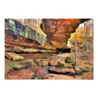 Rockbridge, Ohio Photographic Print