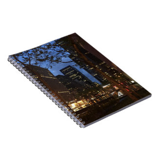 Rockefeller Center Dawn NYC Architecture New York Notebook