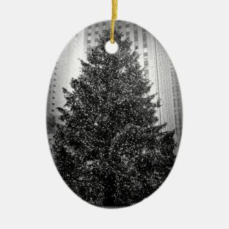 Rockefeller Christmas Tree Ornament