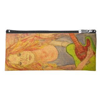 Rocker Girl Pencil Case