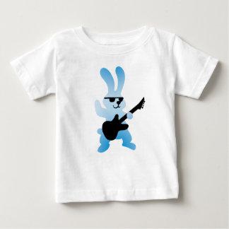 Rocker rabbit baby T-Shirt
