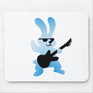 Rocker rabbit mouse pad
