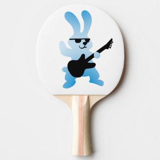 Rocker rabbit ping pong paddle