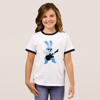 Rocker rabbit ringer T-Shirt