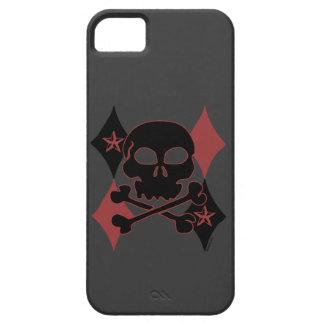 Rocker Skull iPhone 5 Cases