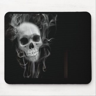 Rocker Skull Mousepad