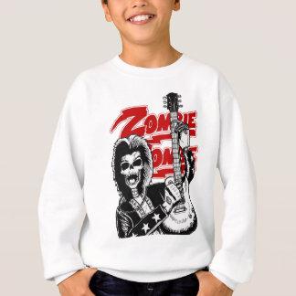Rocker skull sweatshirt