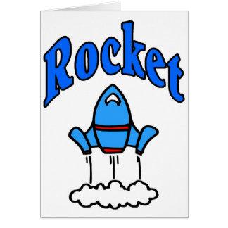 Rocket Card