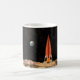 Rocket Coffee Mug
