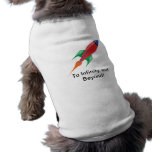 Rocket Doggie T Shirt