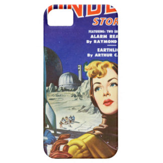 Rocket Girl iPhone 5 Case