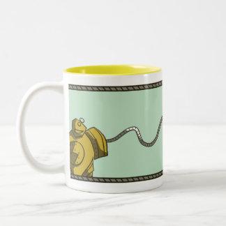Rocket Grab Mug