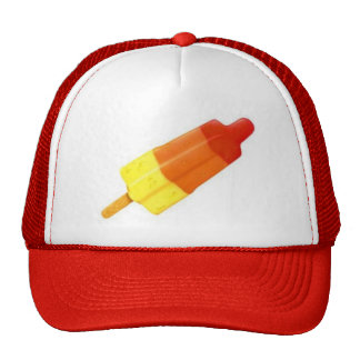 rocket ice trucker hat