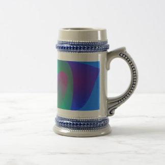 Rocket in the Blue Sky Mug