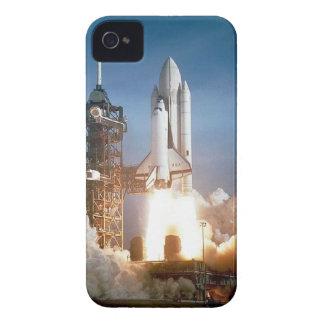 Rocket Launch iPhone 4 Cases