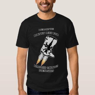 Rocket Legs T-shirts