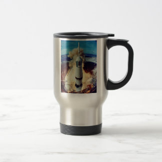 Rocket Man Travel Mug