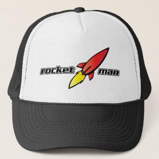 Rocket Man Trucker Hat
