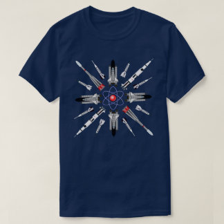 Rocket Science Stellar Atom T-Shirt
