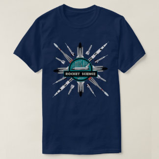 Rocket Science Stellar Orbits T-Shirt