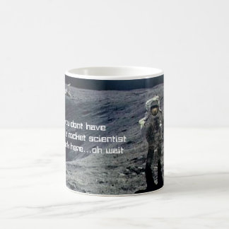 Rocket Scientist Mug