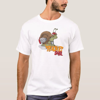 Rocket Snail T-Shirt