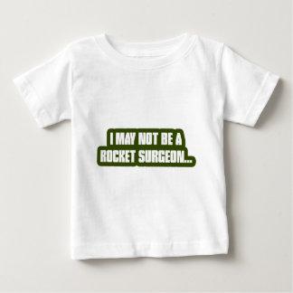 Rocket Surgeon Baby T-Shirt