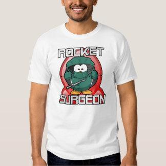 ROCKET SURGEON T SHIRTS