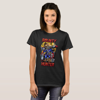 Rocket  the Bounty Hunter T-Shirt