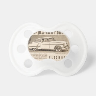rocket to car AD Pacifier